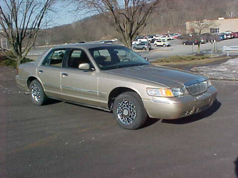 2000 Mercury Grand Marquis for sale at North Hills Auto Mall in Pittsburgh PA
