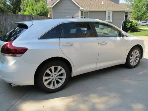 2013 Toyota Venza for sale at Rueschhoff Automobiles in Lawrence KS