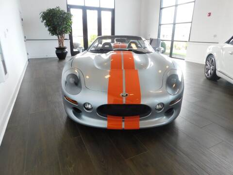 1999 Shelby Series 1 Roadster for sale at Shedlock Motor Cars LLC in Warren NJ