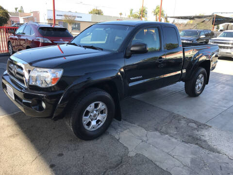 2010 Toyota Tacoma for sale at Auto Emporium in Wilmington CA