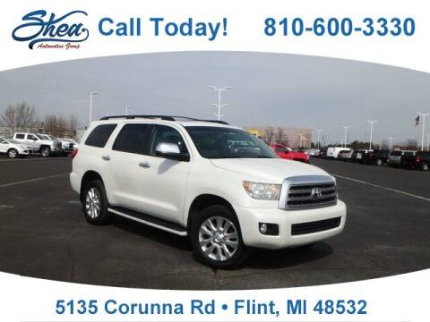 2010 Toyota Sequoia for sale at Jamie Sells Cars 810 - Linden Location in Flint MI