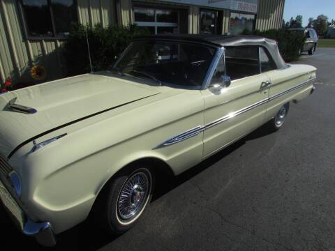 1963 Ford Falcon for sale at Toybox Rides in Black River Falls WI