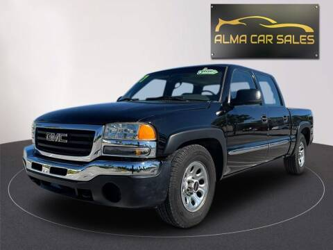 2007 GMC Sierra 1500 Classic for sale at Alma Car Sales in Miami FL