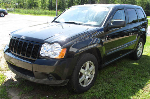 2008 Jeep Grand Cherokee for sale at LOT OF DEALS, LLC in Oconto Falls WI