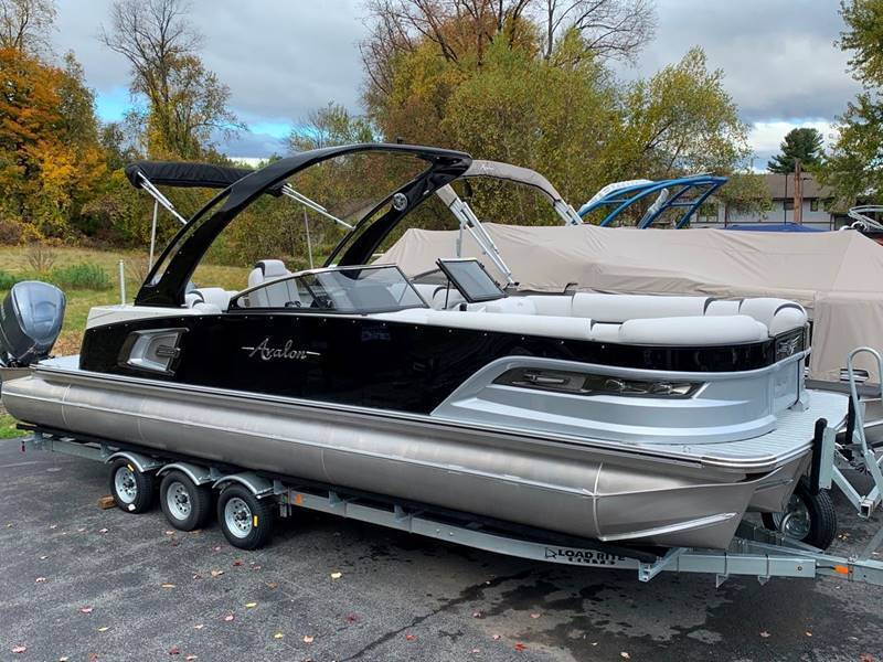 2020 Avalon 27' Excalibur Twin Elite for sale at GT Toyz Motor Sports & Marine - GT Toyz Marine in Clifton Park NY