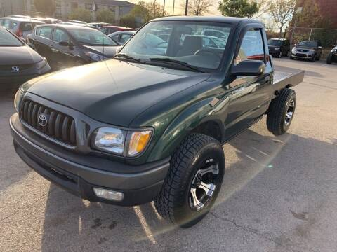 2003 Toyota Tacoma for sale at Legend Auto Sales in El Paso TX