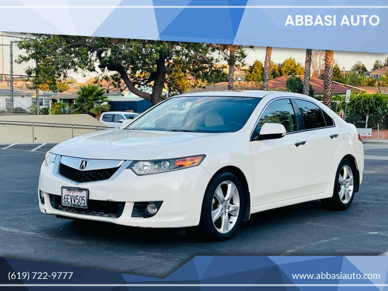 2009 Acura TSX for sale in San Diego, CA