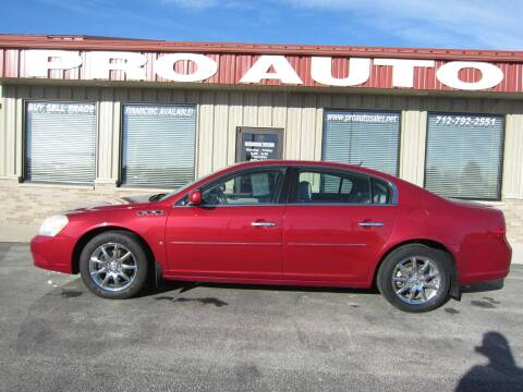 2006 Buick Lucerne for sale at Pro Auto Sales in Carroll IA