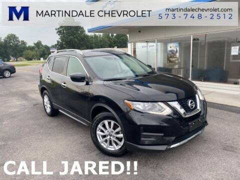 2017 Nissan Rogue for sale at MARTINDALE CHEVROLET in New Madrid MO