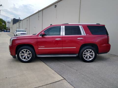 2015 GMC Yukon for sale at 57 Auto Sales in San Antonio TX