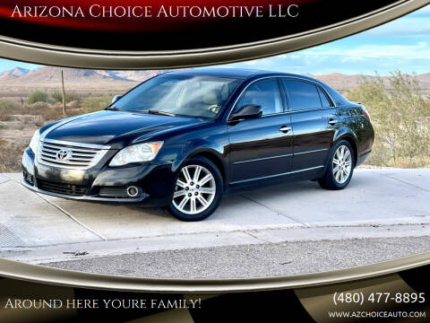 2008 Toyota Avalon for sale at Arizona Choice Automotive LLC in Mesa AZ