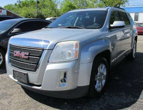 2013 GMC Terrain for sale at Express Auto Sales in Lexington KY