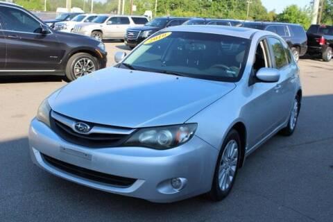2010 Subaru Impreza for sale at Road Runner Auto Sales WAYNE in Wayne MI