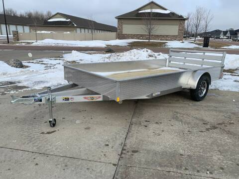 2021 H&H SSA 82x14 #8799 for sale at Prairie Wind Trailers, LLC in Harrisburg SD