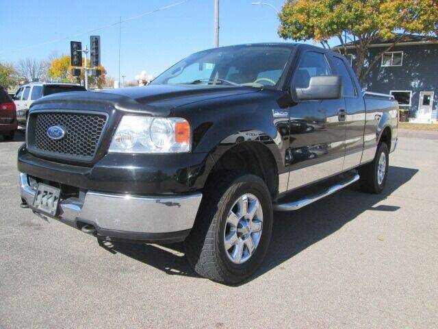 2005 Ford F-150 for sale at SCHULTZ MOTORS in Fairmont MN