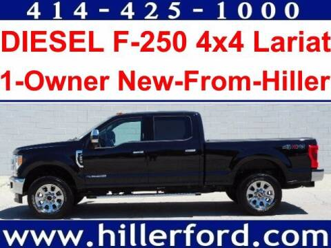 2019 Ford F-250 Super Duty for sale at HILLER FORD INC in Franklin WI