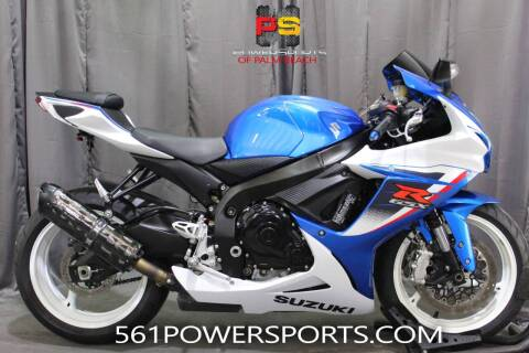 2013 Suzuki GSX-R600™ for sale at Powersports of Palm Beach in Hollywood FL