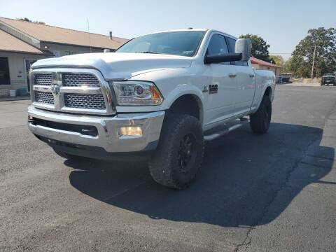 2014 RAM Ram Pickup 3500 for sale at Bailey Family Auto Sales in Lincoln AR