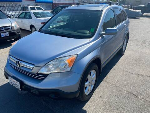 2008 Honda CR-V for sale at 101 Auto Sales in Sacramento CA