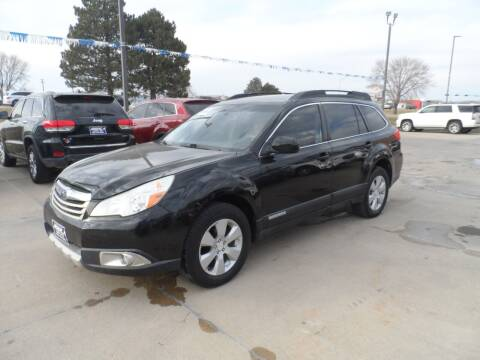 2011 Subaru Outback for sale at America Auto Inc in South Sioux City NE