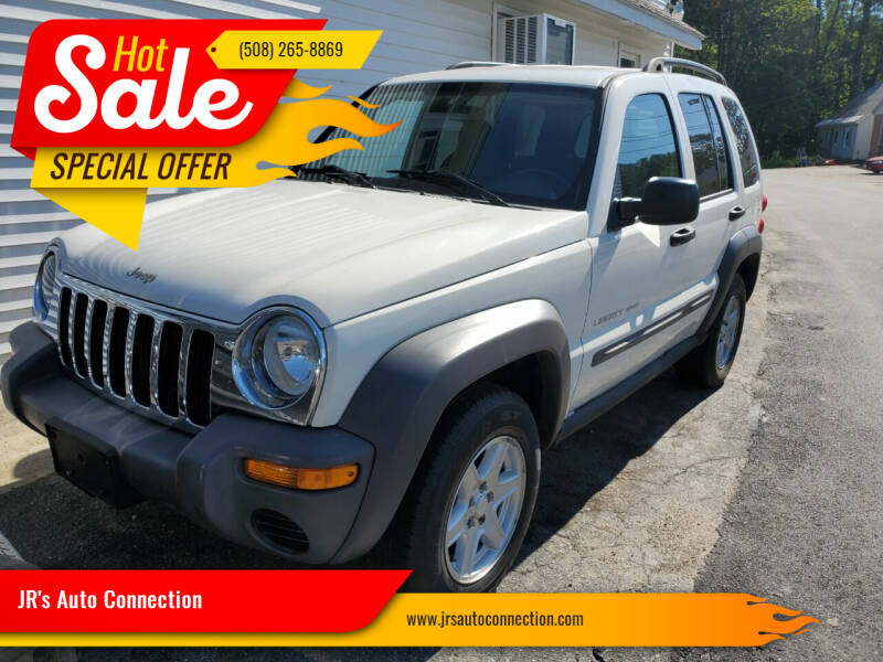 2003 Jeep Liberty for sale at JR's Auto Connection in Hudson NH