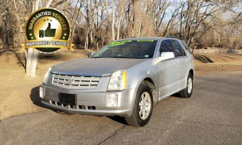 2008 Cadillac SRX for sale at Central Denver Auto Sales in Englewood CO