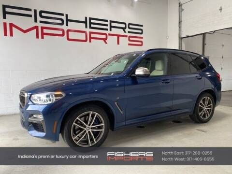 2018 BMW X3 for sale at Fishers Imports in Fishers IN