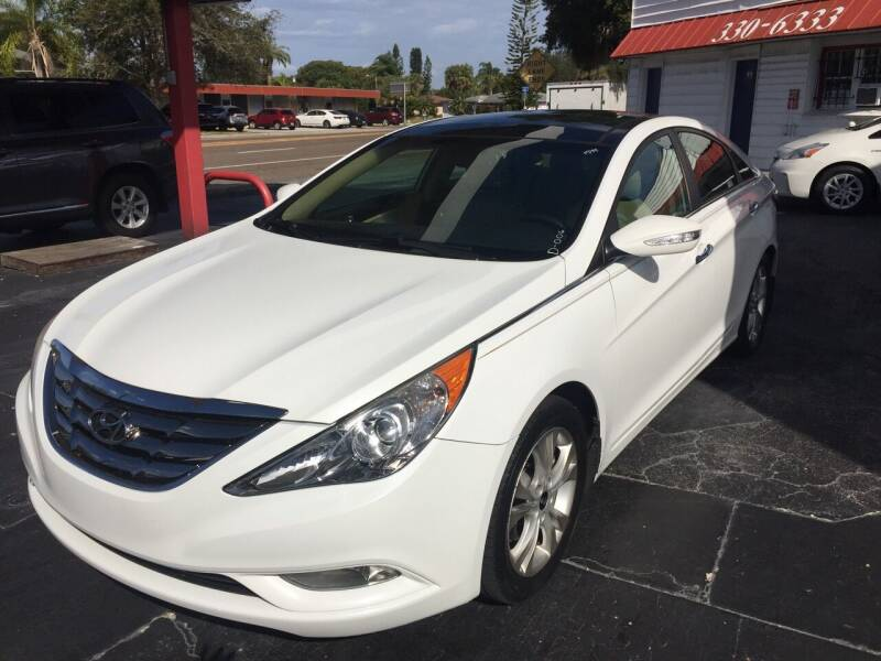 2013 Hyundai Sonata for sale at Regal Cars of Florida-Clearwater Hybrids in Clearwater FL