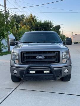 2013 Ford F-150 for sale at Suburban Auto Sales LLC in Madison Heights MI