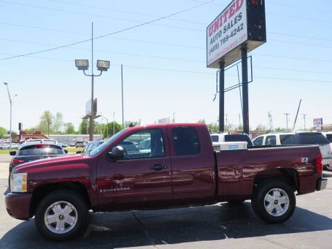 2009 Chevrolet Silverado 1500 for sale at United Auto Sales in Oklahoma City OK