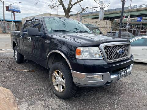 2004 Ford F-150 for sale at Mecca Auto Sales in Newark NJ
