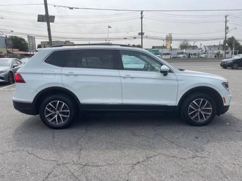 2018 Volkswagen Tiguan for sale at EUROPEAN AUTO EXPO in Lodi NJ