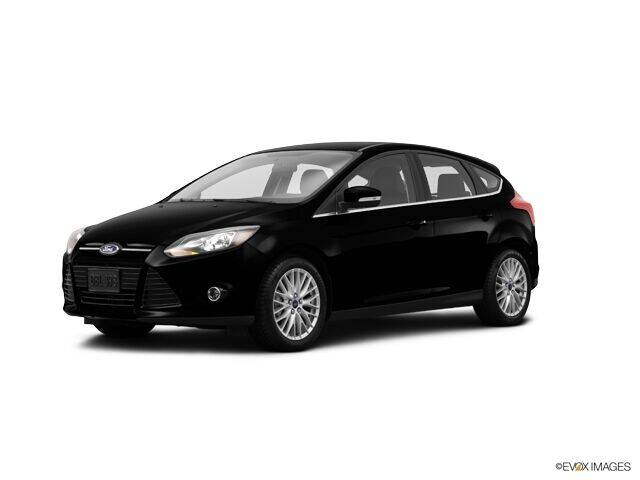 2014 Ford Focus for sale at Jamerson Auto Sales in Anderson IN