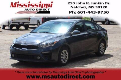 2019 Kia Forte for sale at Auto Group South - Mississippi Auto Direct in Natchez MS