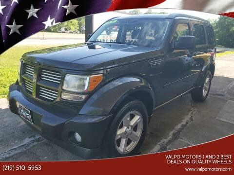 2011 Dodge Nitro for sale at Valpo Motors 1 and 2  Best Deals On Quality Wheels in Valparaiso IN