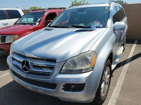 2009 Mercedes-Benz GL-Class for sale at SoCal Auto Auction in Ontario CA