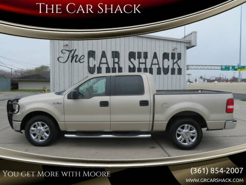 2007 Ford F-150 for sale at The Car Shack in Corpus Christi TX