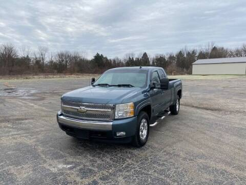 2007 Chevrolet Silverado 1500 for sale at Caruzin Motors in Flint MI