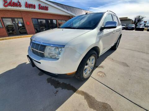 2007 Lincoln MKX for sale at Eden's Auto Sales in Valley Center KS