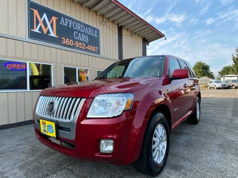 2008 Mercury Mariner for sale at M & A Affordable Cars in Vancouver WA