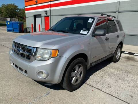 2008 Ford Escape for sale at Diana Rico LLC in Dalton GA