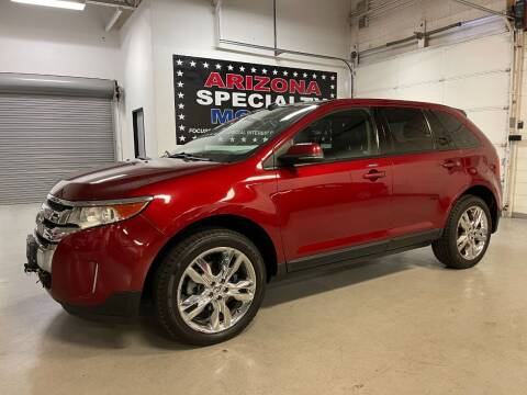2013 Ford Edge for sale at Arizona Specialty Motors in Tempe AZ