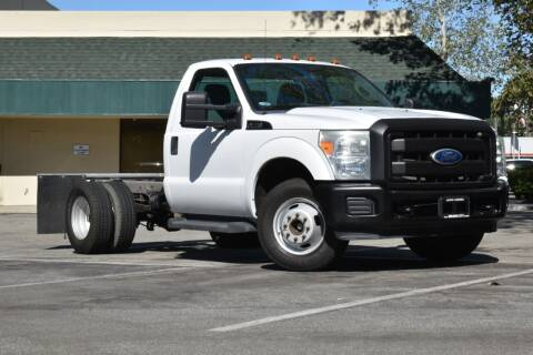 2011 Ford F-350 Super Duty for sale at Mission City Auto in Goleta CA
