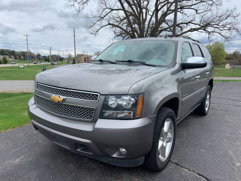 2012 Chevrolet Tahoe for sale at Blake Hollenbeck Auto Sales in Greenville MI