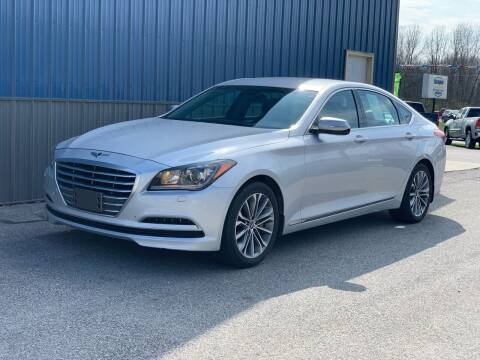 2015 Hyundai Genesis for sale at Autoplex in Sullivan IN