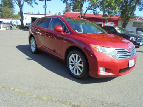 2012 Toyota Venza for sale at Synergy Motors - Nader's Pre-owned in Santa Rosa CA