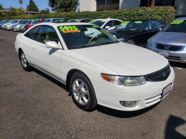 2001 Toyota Camry Solara for sale in Fremont, CA