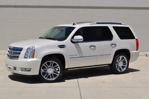 2012 Cadillac Escalade for sale at Select Motor Group in Macomb Township MI