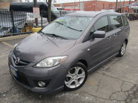2009 Mazda MAZDA5 for sale at 5 Stars Auto Service and Sales in Chicago IL