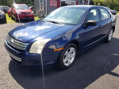 2006 Ford Fusion for sale at Arcia Services LLC in Chittenango NY